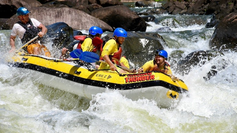 Tully River White Water Rafting, 12 Hours - Departs Cairns Early Morning