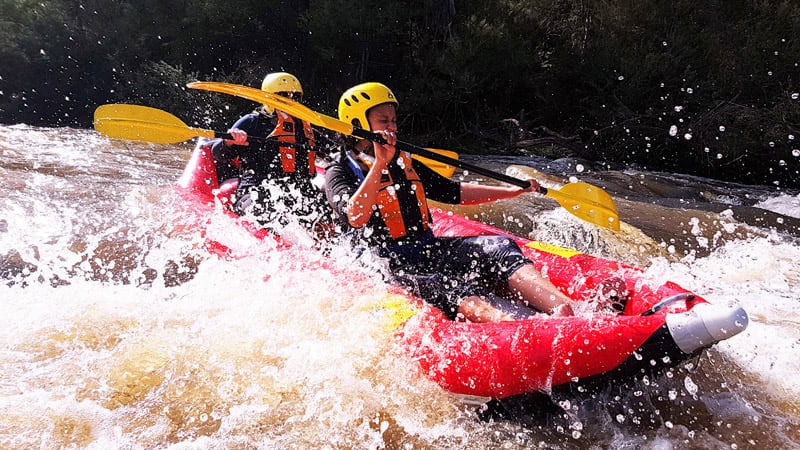 Whitewater Kayaking, 3 Hours - Yarra River, Melbourne