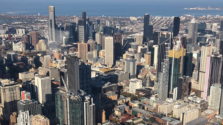Helicopter Scenic Flight, 20 Minute City Orbit - Melbourne