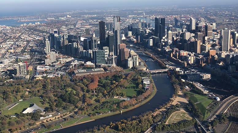 Private 30 Minute Helicopter Flight, Melbourne and Bayside - For Up to 3