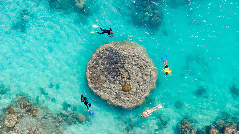 Whitsundays Full Day Snorkelling & Jet Rafting Tour - Airlie Beach