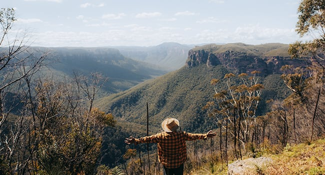 Day Tour of the Blue Mountains