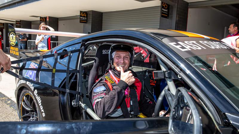 V8 Race Car 6 Lap Drive - Tailem Bend, Adelaide