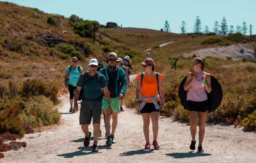 Rottnest Island Full Day 18km Beaches Hike - Departs Fremantle