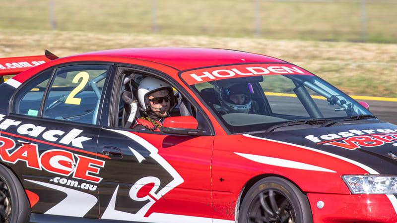V8 Driver Audition, 20 Laps - Sandown Raceway, Melbourne