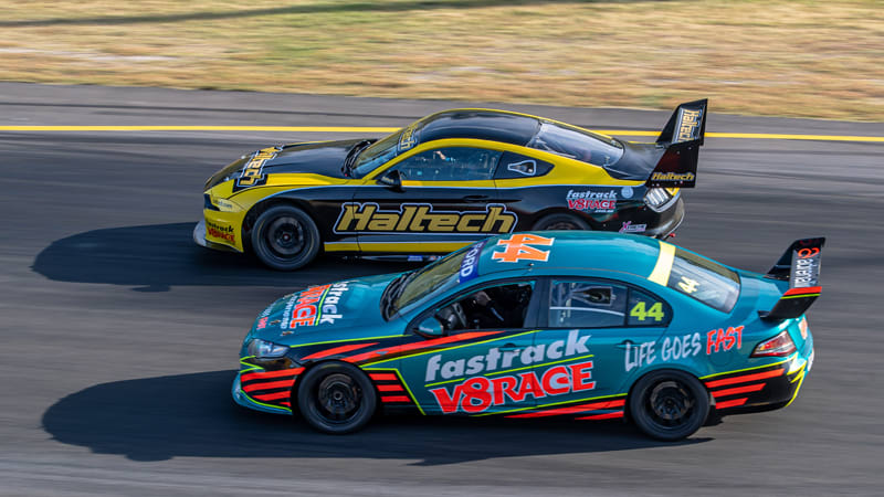 V8 Driver Audition, 20 Laps - Barbagallo, Perth