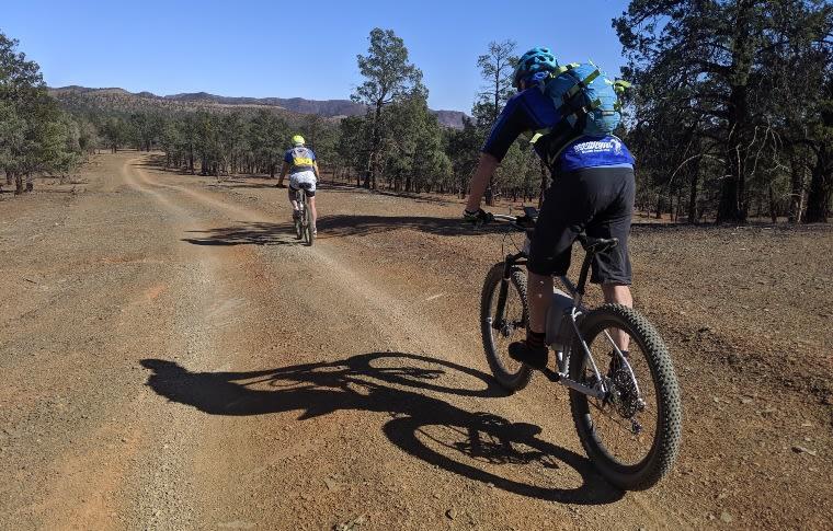 Flinders Ranges Mountain Biking Adventure, 5 Nights - Adelaide