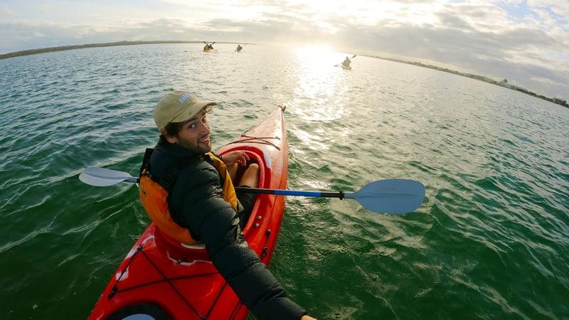 Sunset Coorong Kayaking Tour & Picnic - Goolwa, Adelaide