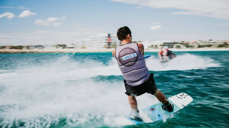 Wakeboarding Session, 30 Minutes - Exmouth