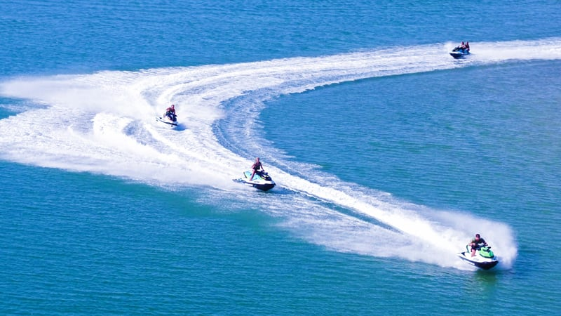 Jet Ski Safari, 1 Hour - Gold Coast