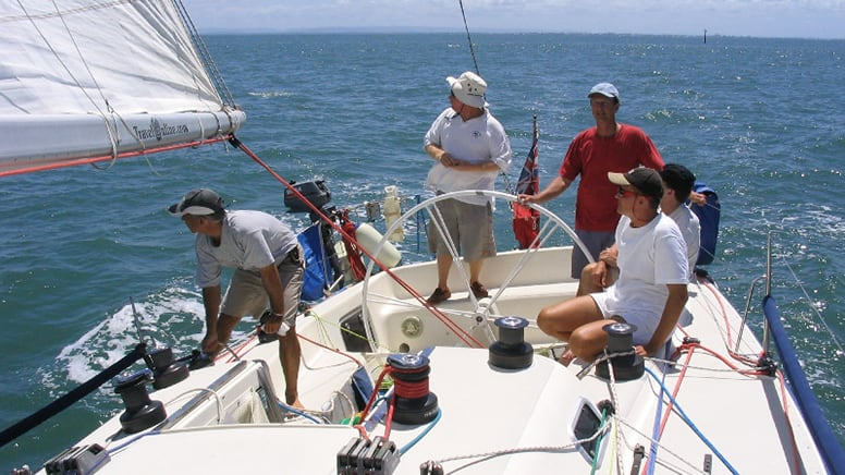 Learn to Sail, Full Day Yacht Course - Brisbane