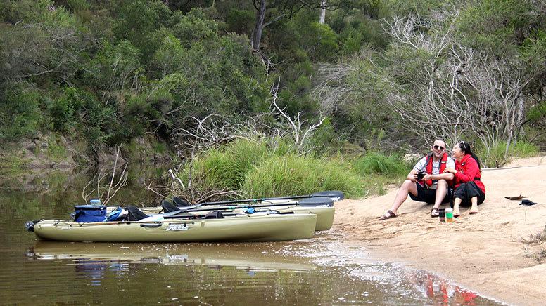Morning Kayak Adventure, 3 Hours - Kiah, NSW South Coast