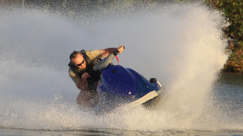 Jet Ski Tour, 30 Minutes - Surfers Paradise - For up to 2