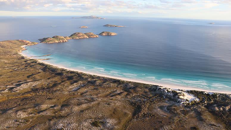 Lake Hillier & Cape Le Grand Scenic Flight, 1.5 Hours - Esperance