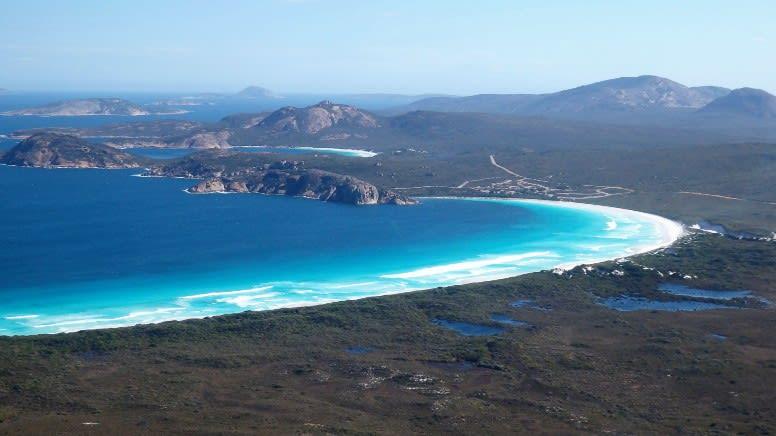 Esperance & Cape Le Grand Scenic Flight, 45 Minutes - Esperance