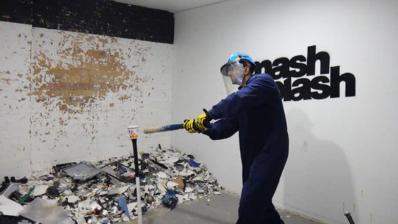 Smash & Splash Room Experience - Sydney - For 2