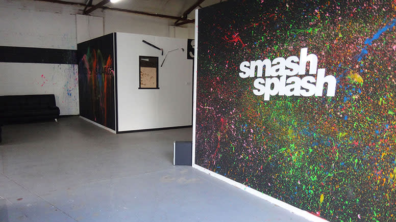 Smash Room Experience - Sydney - For 2