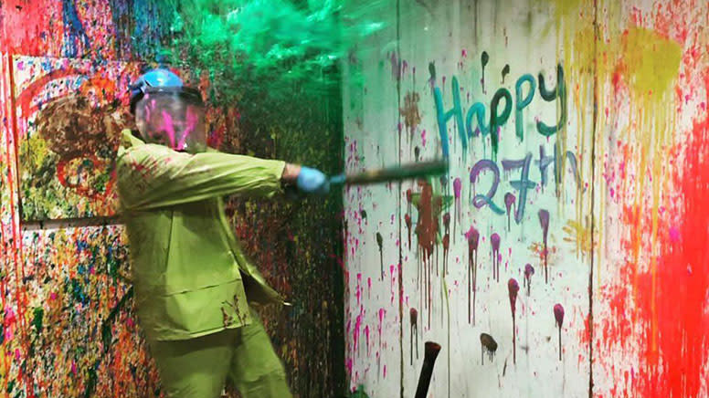 Splash Room Experience - Sydney - For 2
