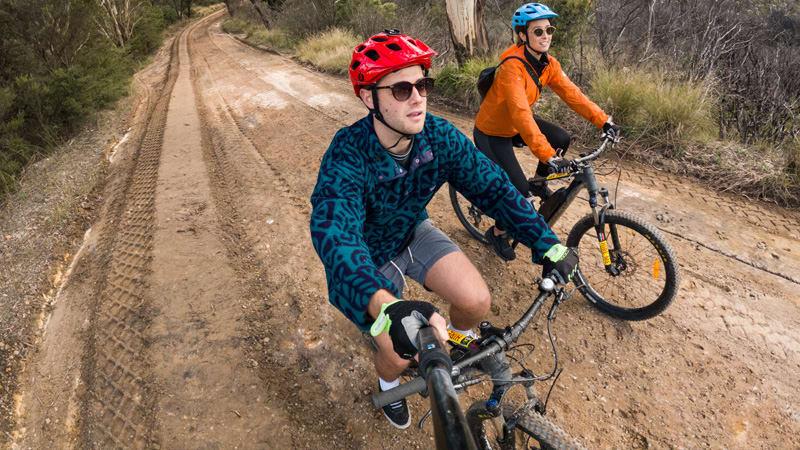 Blue Mountains MTB Bike Hire Experience - Narrowneck Plateau Trail Package