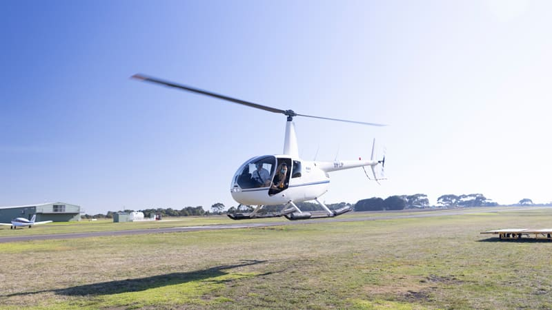 Helicopter Scenic Flight 17 minutes, Barwon Heads VIC - For 2