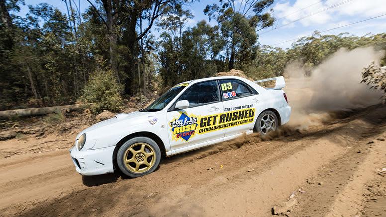Subaru WRX Rally Cars, 8 Lap Drive & 1 Hot Lap - Colo Heights, Sydney