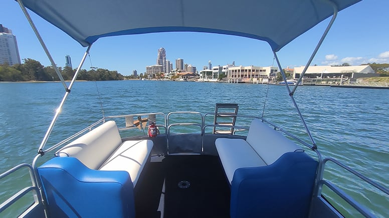 Skipper a Boat For Groups up to 10, Half Day - Gold Coast
