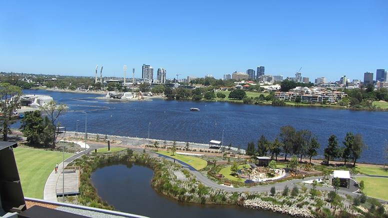 Guided E-Bike Tour, 2 Hours - Perth City Foreshore & Stadium