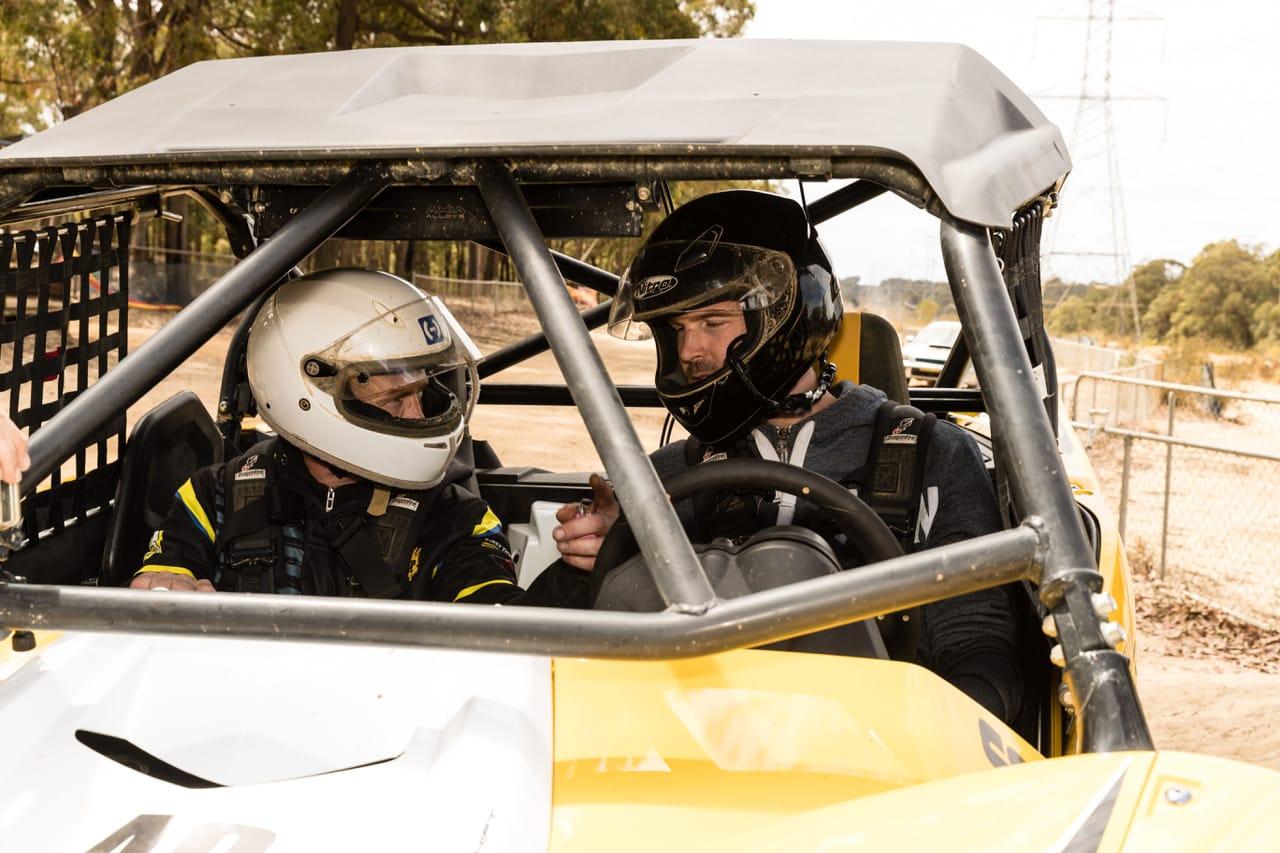 Yamaha YXZ Race Buggy, 8 Lap Drive & 1 Hot Lap - Colo Heights, Sydney