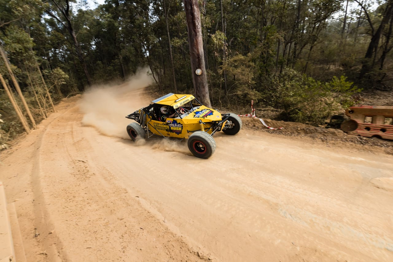 Off Road V8 Race Buggies, 10 Lap Drive & 2 Hot Laps - Colo Heights, Sydney