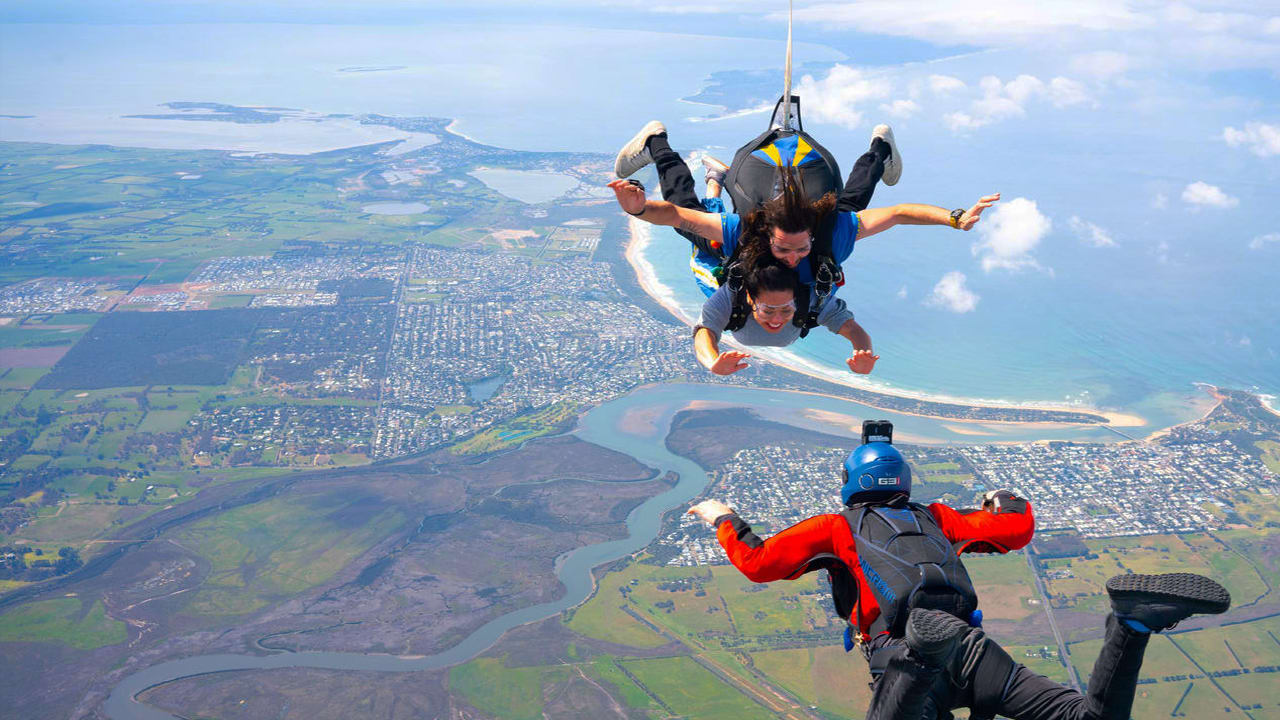 Must-do adventures for all thrill seekers