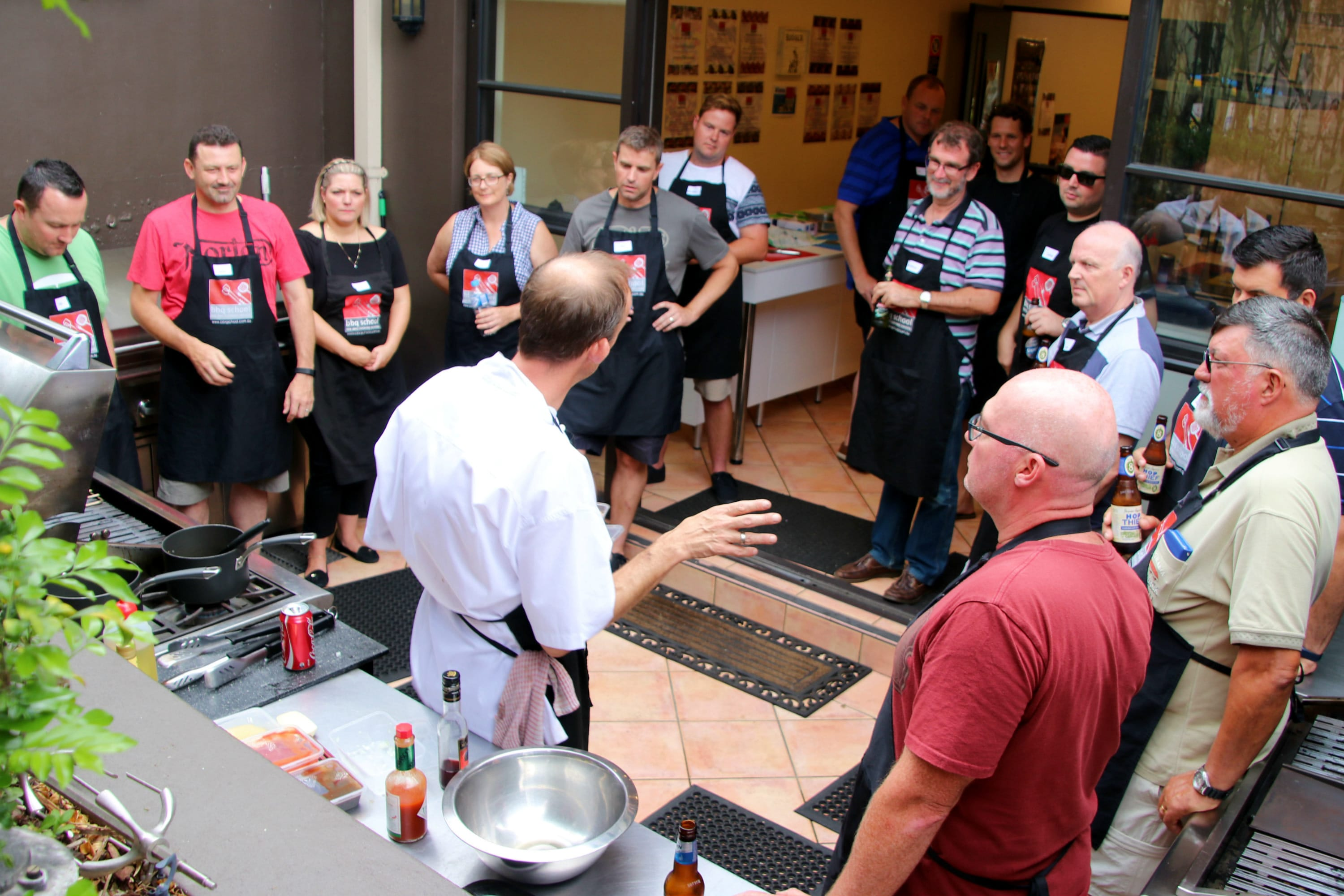 American Smoking BBQ Cooking Class - North Fitzroy, Melbourne