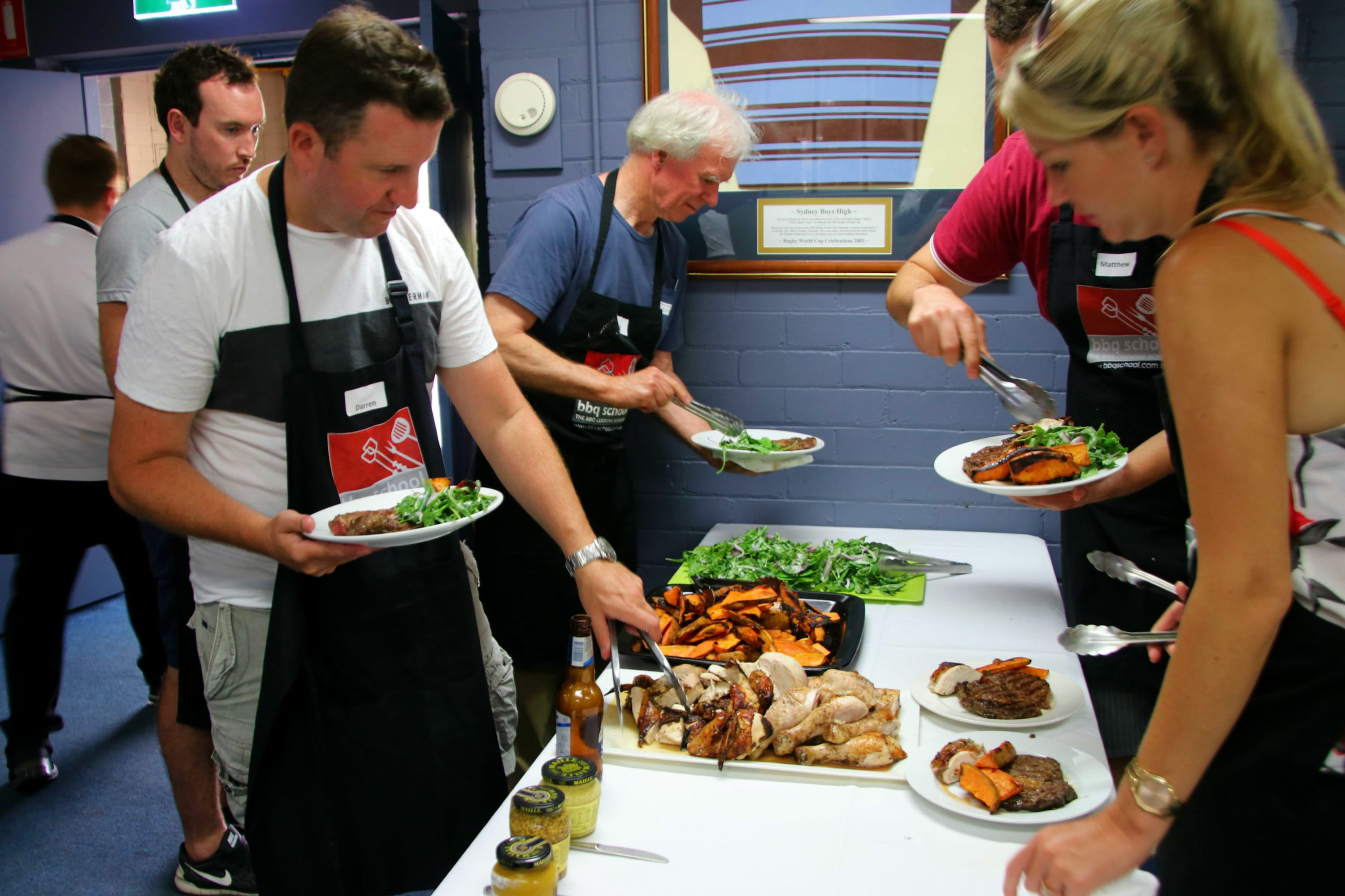BBQ Meat Cooking Class - North Fitzroy, Melbourne