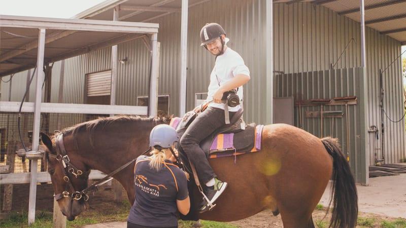 Bush Horse Ride, 50 Minutes - Mornington Peninsula