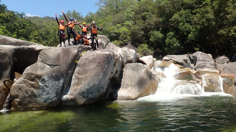 Behana Gorge Canyoning Adventure, Full Day - Cairns