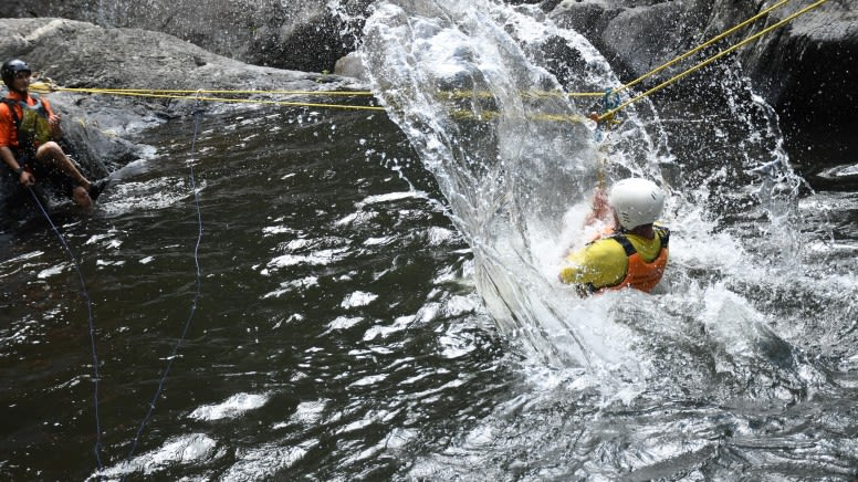 Crystal Cascades Canyoning Adventure, Full Day - Cairns
