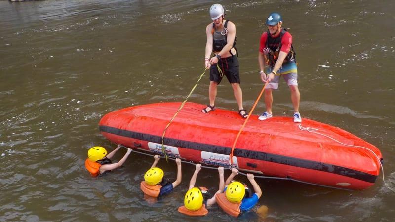 Barron Gorge Kid-Friendly White Water Rafting, Half Day - Departs Cairns