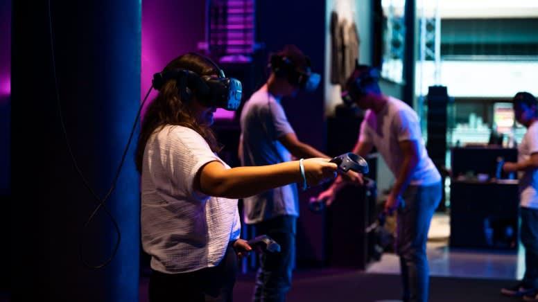 Virtual Reality Escape Room - Penrith, Sydney - For 2
