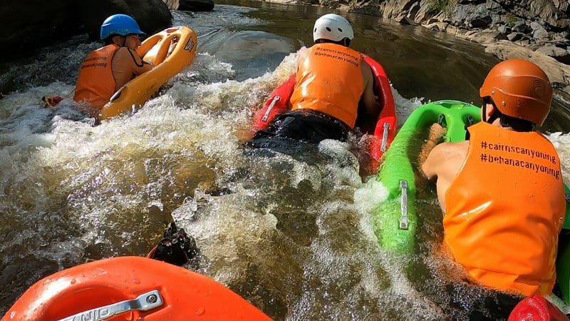 Tully River Advanced White Water Boarding Tour, Full Day - Departs Cairns