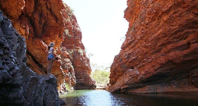 West MacDonnell Ranges adventure, Alice Springs