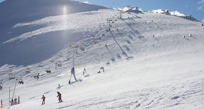 Snow day adventure, Mount Buller
