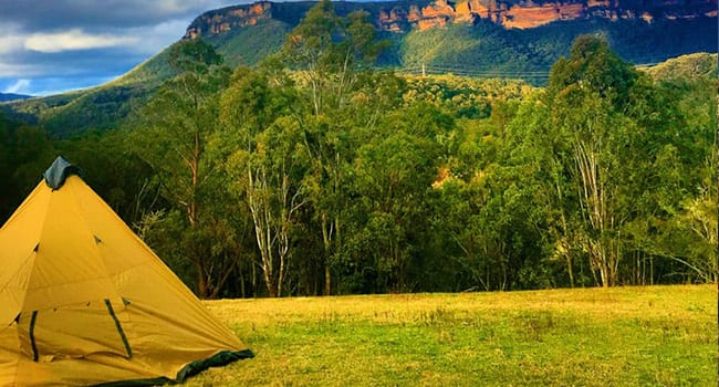 Guided Overnight 4WD Camping, Blue Mountains