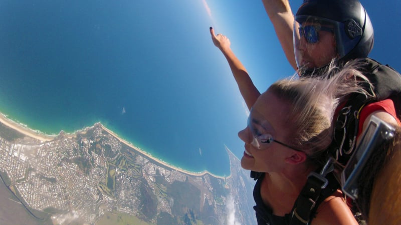 Tandem Skydive Over the Beach, Up To 15,000ft - Noosa