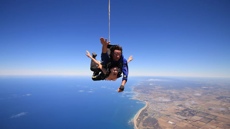 Tandem Skydive Up to 15,000ft - Yarra Valley