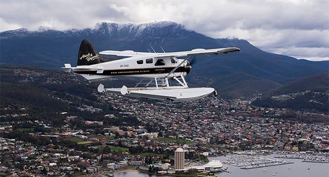 Flight lessons, Hobart