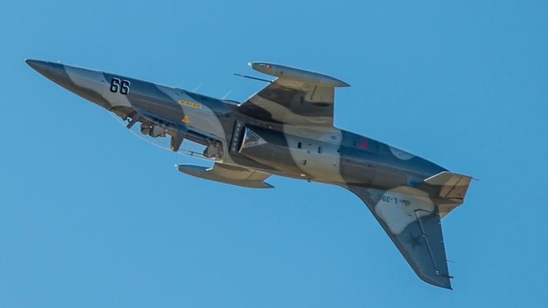 L-39 Jet Fighter Aerobatic Flight, 25 Minutes - Brisbane