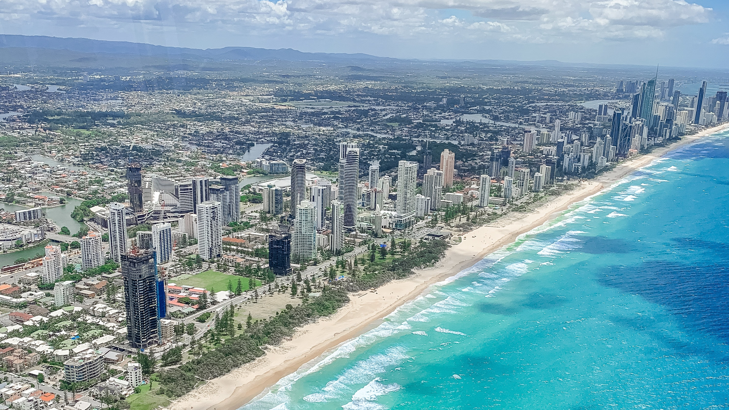 Helicopter Scenic Flight, 30 Minutes - Gold Coast - For 2