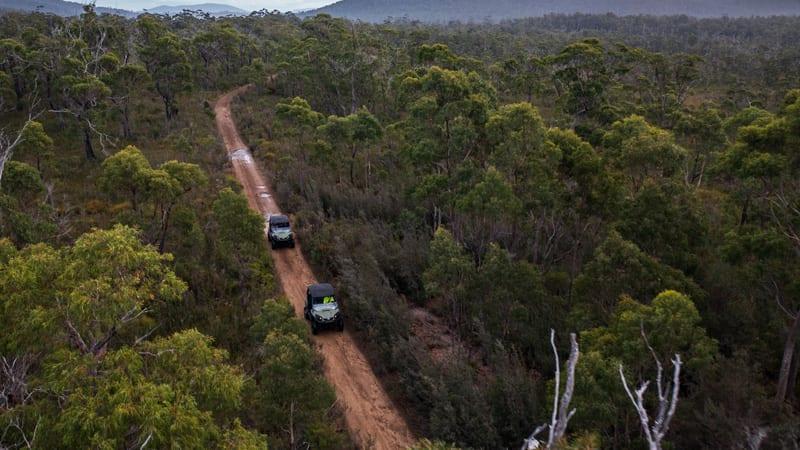 4x4 ATV Adventure, 2 Hours - Tasman National Park - For 2