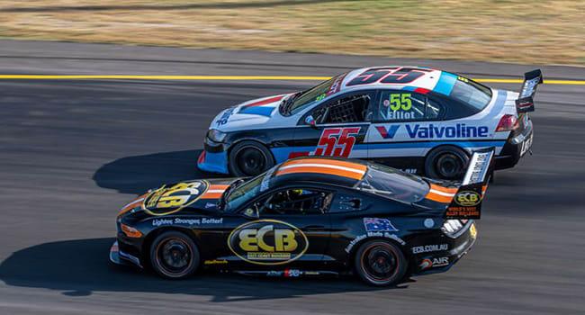 V8 Race Car lap drives, Eastern Creek