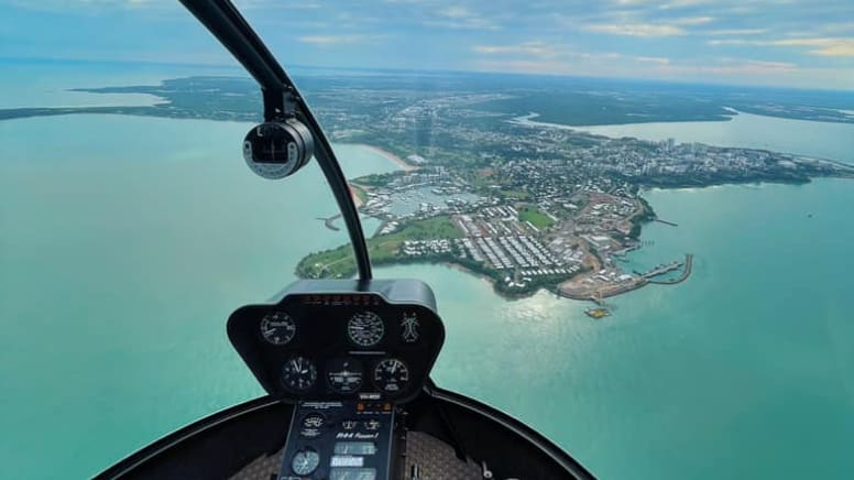 Helicopter Flight, 10 Minutes - Darwin