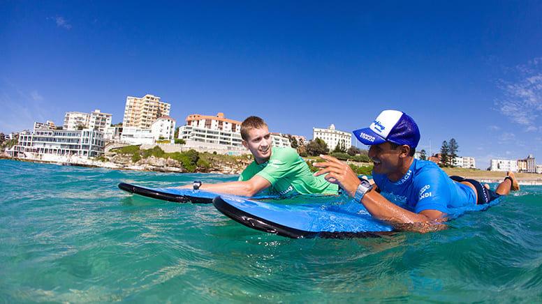 Group Beginner Surfing Lesson, 2 Hours - Bondi Beach